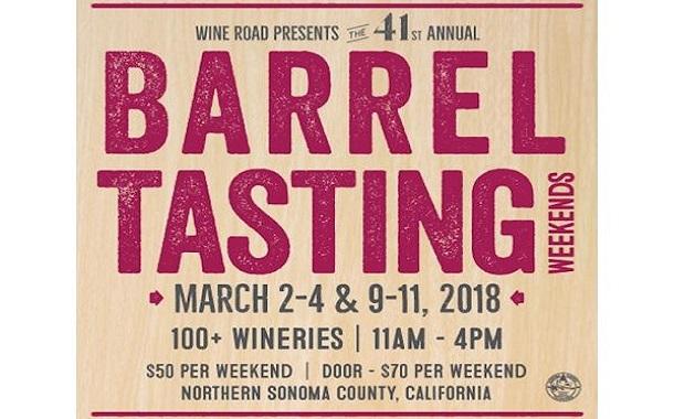 Annual Barrel Tasting