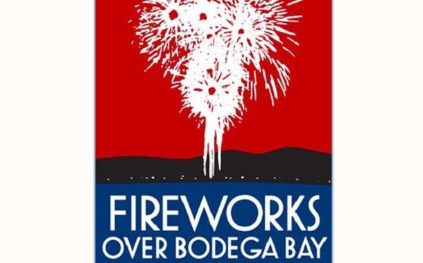 Fireworks Over Bodega Bay
